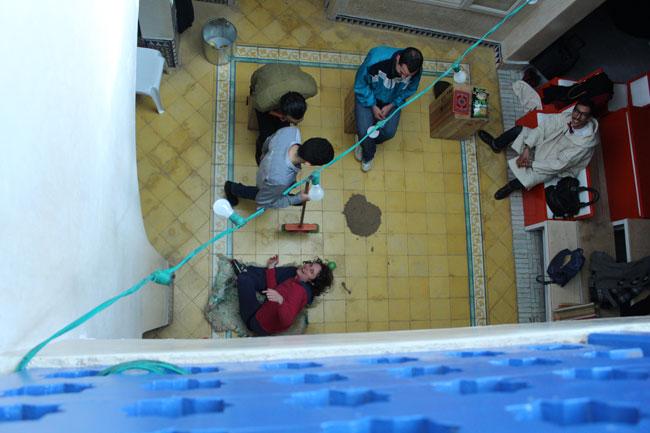 Gastspielreise Marokko: Vorbereitungen (Photo: suite42)