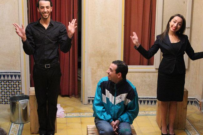Gastspielreise Marokko: Hassan Marokkanisch (Photo: suite42)