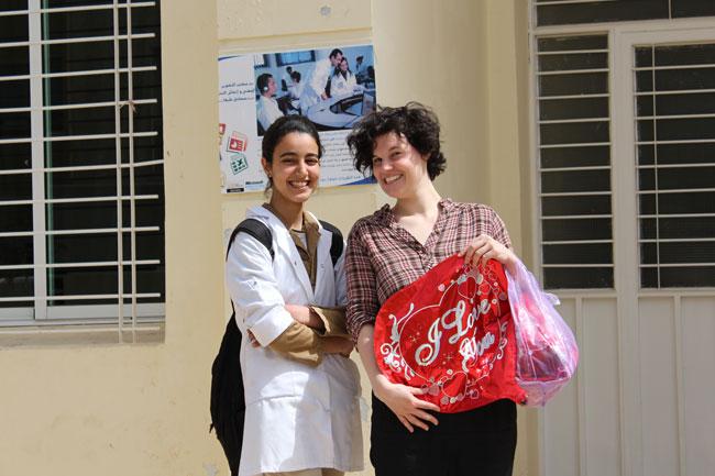 Gastspielreise Marokko: Vorbereitungen in Sefrou (Photo: suite42)