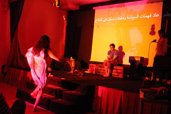 Gastspielreise Marokko: Hassan Leklichée in Sefrou (Photo: suite42)