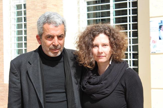 Gastspielreise Marokko: Kamal + Lydia (Photo: suite42)