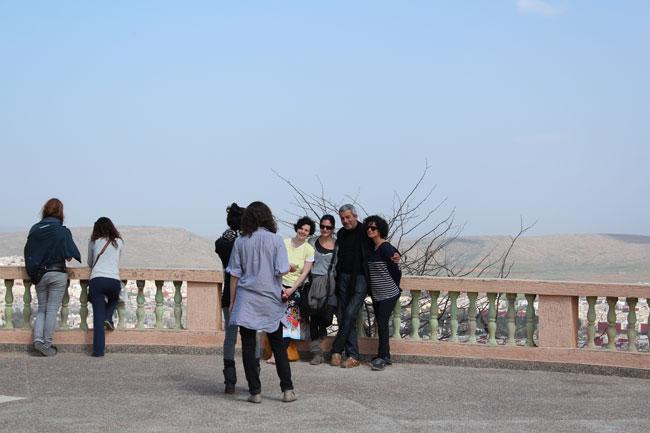 Gastspielreise Marokko: Sightseeing in Sefrou (Photo: suite42)