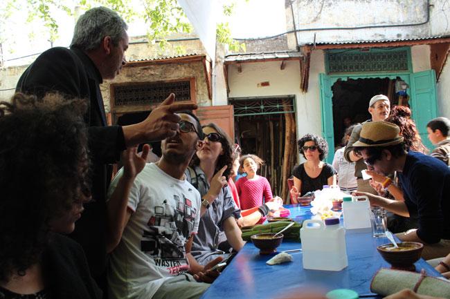 Gastspielreise Marokko: Medina, Sefrou (Photo: suite42)