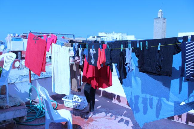 Gastspielreise Marokko: Nachbereiten (Photo: suite42)